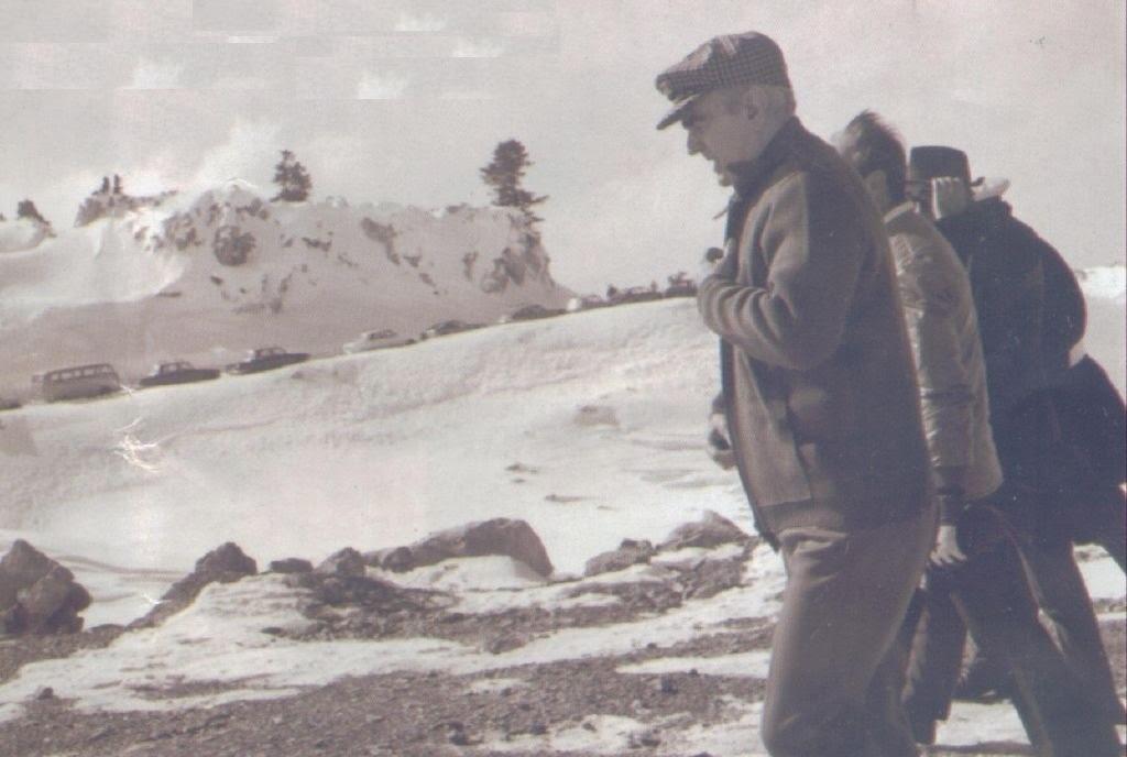 Ιστορία του χιονοδρομικού